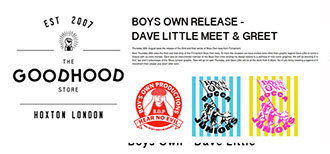 GOODHOOD Dave Little Link