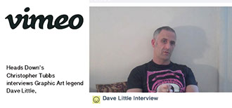 Vimeo Dave Little Link