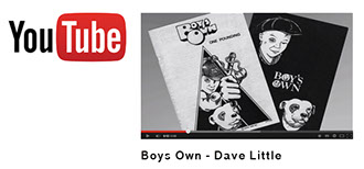 YouTube Dave Little Link